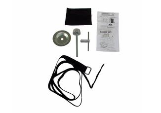 Kit de travas anti-furto para estepe
