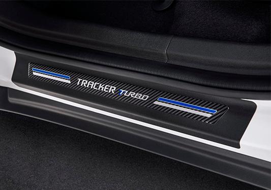 galeria Soleira de Portas Resinada Tracker Turbo