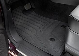 Tapetes de PVC Chevrolet