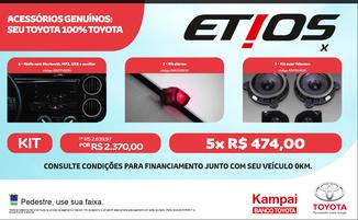 COMBO ETIOS X