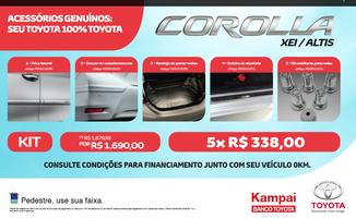 COMBO COROLLA XEI / ALTIS