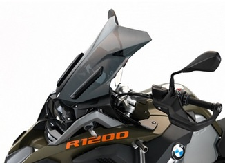 BOLHA ALTA R1200GS ADVENTURE FUME (2013-2017) (SERVE NA PREMIUM TAMBEM - 2013-2017).