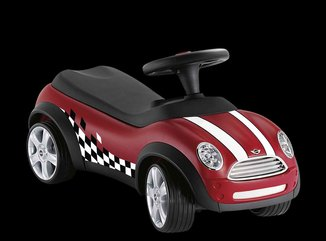 MINI Baby Racer - Chili red