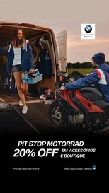 PIT STOP BMW  MOTORRAD