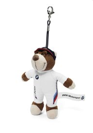 Chaveiro Teddy BMW Motorsport