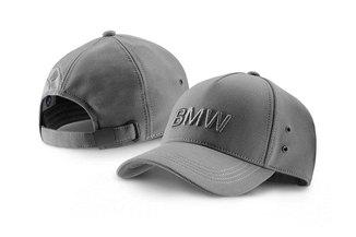 BONÉ BMW BASEBALL CINZA