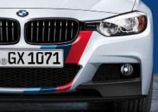 BMW M Performance Faixas esportivas F30 Série 3