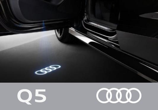 galeria Audi Beam LED