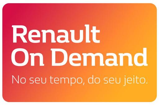 Renault OnDemand