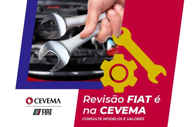 Revisão FIAT é na CEVEMA