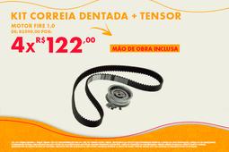 KIT CORREIA DENTADA + TENSOR