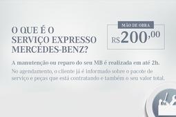 SERVIÇO EXPRESSO MERCEDES-BENZ