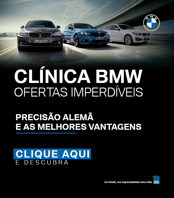 CLÍNICA BMW - OFERTAS IMPERDÍVEIS