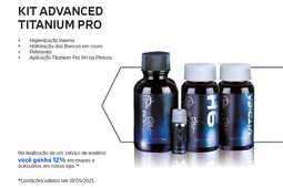 Kit Advanced Titanium Pro
