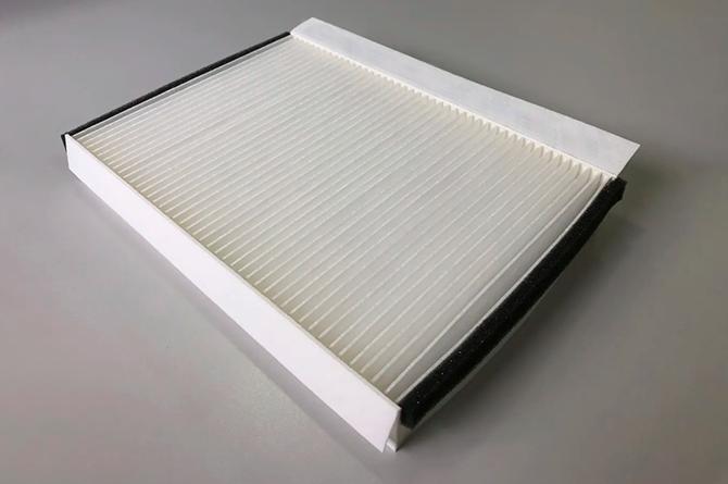 Filtro do ar condicionado