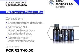 Kit Advanced Titanium Pro