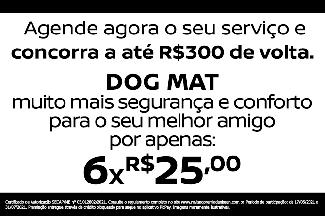 DOG MAT- SEGURANÇA AO SEU AMIGO