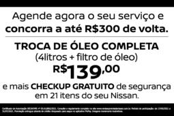 TROCA DE OLEO COMPLETA