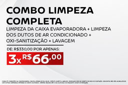 COMBO LIMPEZA COMPLETA