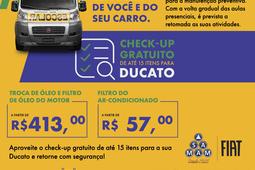 CHECK-UP GRATUITO - DUCATO