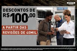 DESCONTO EM REVISÃO A PARTIR DE 40MIL