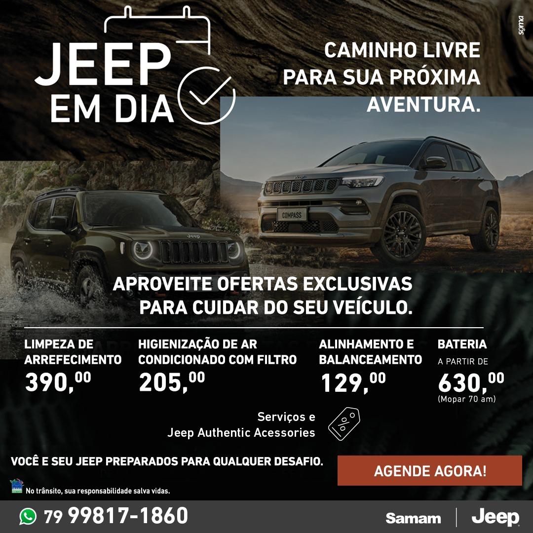 Jeep Em Dia