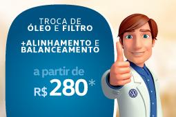 ÓLEO E FILTRO + ALINHAMENTO E BALANCEAMENTO