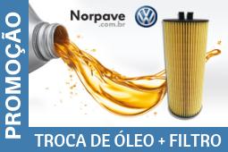 TROCA DE ÓLEO   + FILTRO