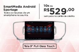 SmartMedia Android Sportage
