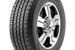 Pneu Bridgestone 265/65 R17 112S DUELER