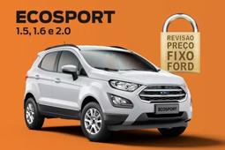 Revisão Preço Fixo - Ecosport 30 mil KM
