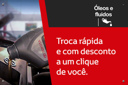 TROCA DE ÓLEO COM FILTRO