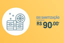Oxi sanitização