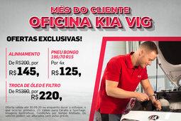 MÊS DO CLIENTE TROCA DE ÓLEO E FILTRO