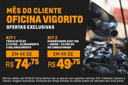 MÊS DO CLIENTE VIGORITO