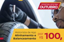 OFERTA ALINHAMENTO E BALANCEAMENTO