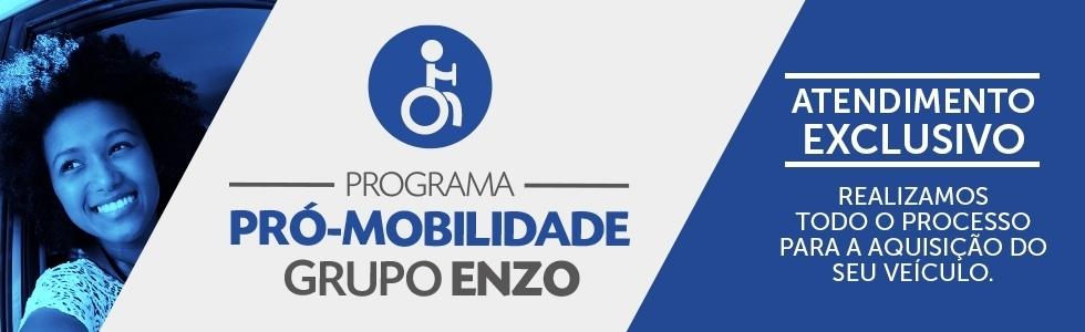 Programa Pró Mobilidade ♿