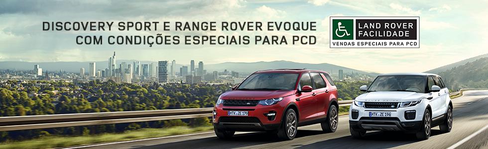 Land Rover Facilidades