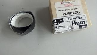 FITA, CANALETA PORTA TRAS. - L200 TRITON CR47