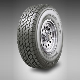 Pneu Bridgestone 255/70 R16 Dueler H/T