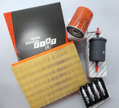 Kit De Peças 1.0 E 1.4 8V – Motores Fire