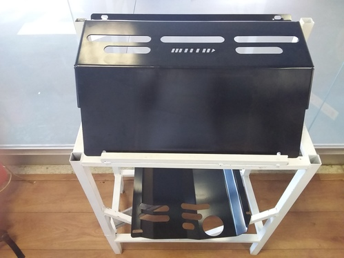 kit Protetor Carter e Câmbio - L200 Triton Sport 2017 a 2019