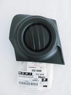Moldura do Farol de Neblina Lado Direito Nova L200 triton sport,motor 2.4