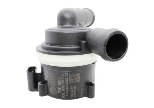 Bomba de Água Auxiliar Amarok - Cód. 03L965561A - Original Volkswagen