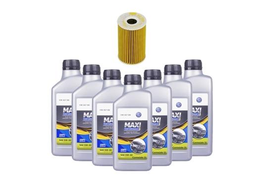 Kit Troca de óleo de motor Amarok