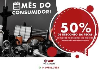 MÊS DO CONSUMIDOR AVARÉ-SP 50% DE DESCONTO EM PEÇAS - COMPRAS REALIZADAS NO BALCÃO
