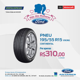 PNEU 195/55 R15 VIKING CONTINENTAL