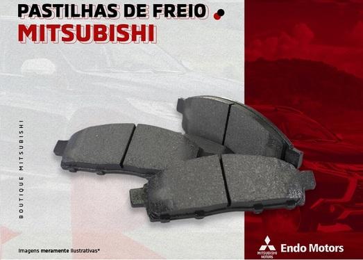 PASTILHA DE FREIO TRITON 3.2/ DAKAR / TRITON SPORT