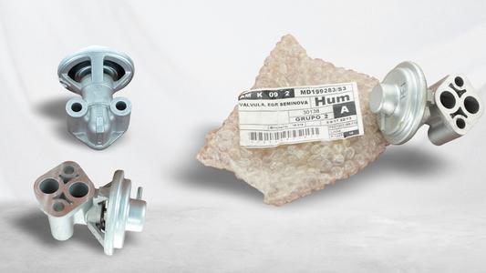 Válvula EGR L200 Triton 2007 a 2009