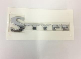 Emblema S-TYPE